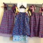 Dresses we donated