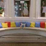 Blackburne House nursery furnishings