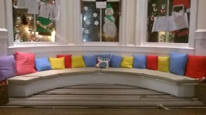 Blackburne House nursery furnishings