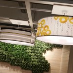 Ikea lampshades