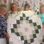 Skilled work by some of our Patchwork Buddies