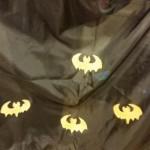 A spooky cloak for Halloween