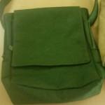 A small messenger bag