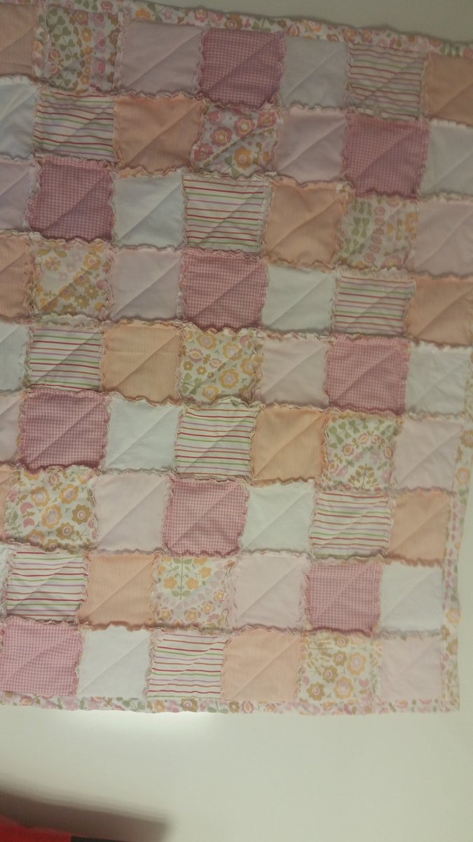 Beautiful, vintage inspired quilt