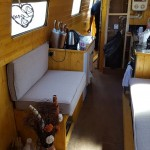 Outfitting a narrow boat