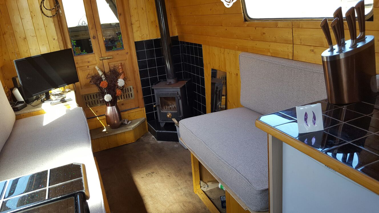 Another perspective on the narrow boat