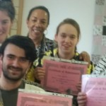 Talent Match certificates awarded