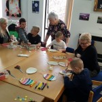 Intergenerational crafting