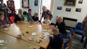 Intergenerational crafting