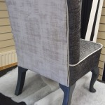 Learning to upholster your own chair