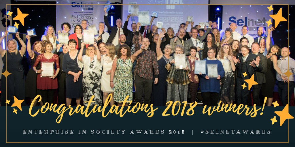 selnet 2018 awards