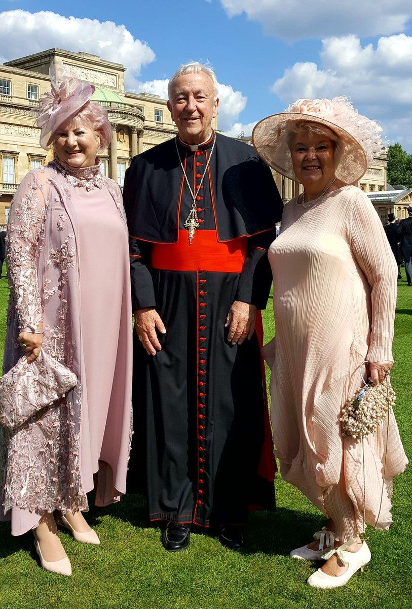 with Archbishop Vincent Nichols