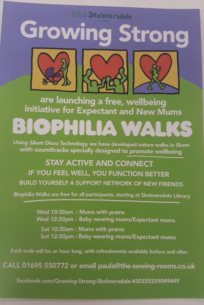 biophilia walks